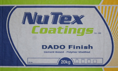 NuTEX Dado Finish